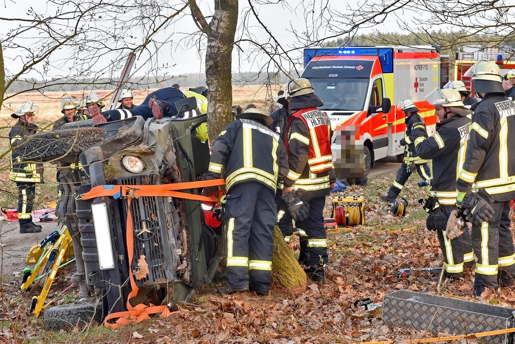 Unfall Nordhorn